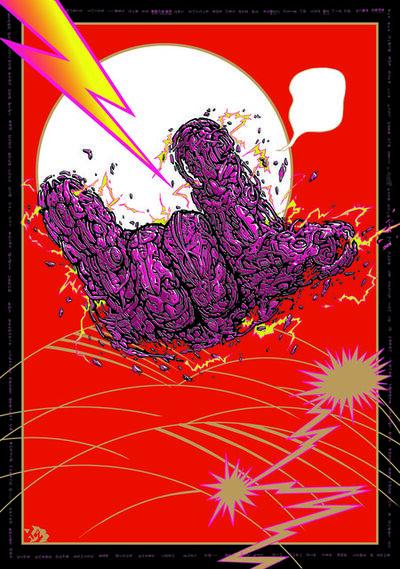 imaitoonz, 'Sugiura Hands', 2003