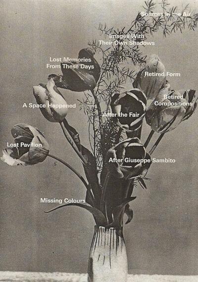 David Maljkovic, 'Secession, exhibition poster', 2011