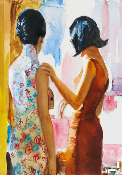 Lois Renner, 'In The Mood For Love (Rivalinnen)', 2020