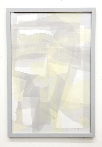 Clemens Behr, 'Grauer Rahmen / Graues Bild #1', 2013