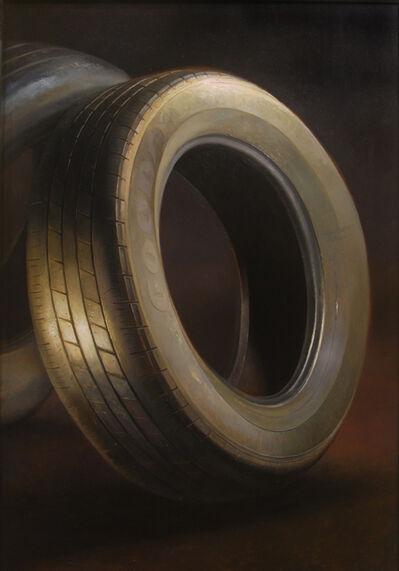Drew Ernst, 'Two Tires', 2019