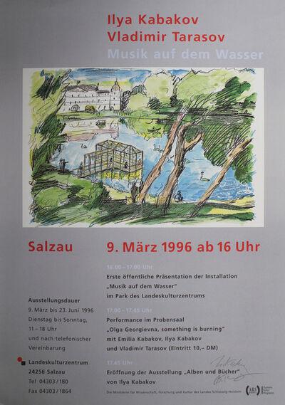 Ilya Kabakov, 'Musik auf dem Wasser', 1996