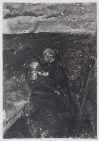 Auguste Rodin, 'Caron's Boat', 1897