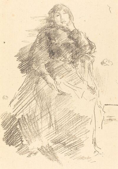 James Abbott McNeill Whistler, 'La Belle Dame Paresseuse', 1894