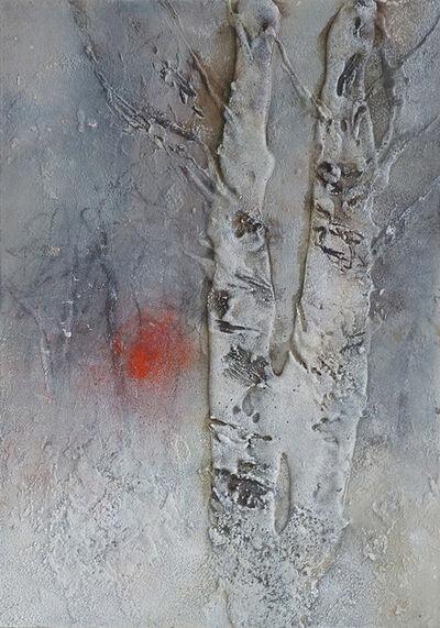Brian Graham, 'Birch and Ash', 2019