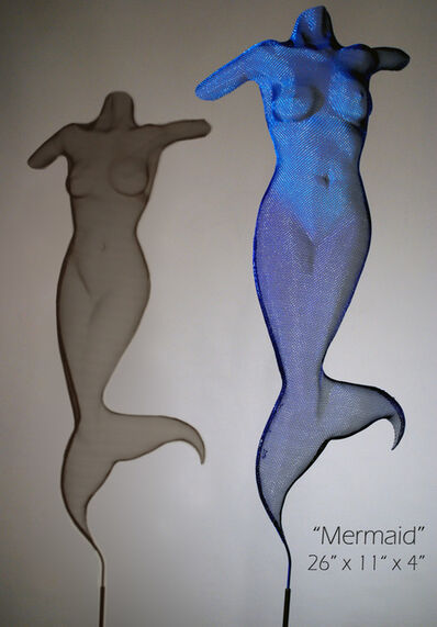 Randy Cooper, 'Mermaid', 2017