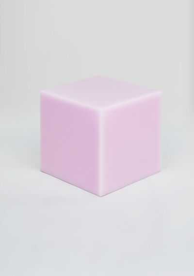 Sabine Marcelis, 'Candy Cube - Bubblegum', 2018