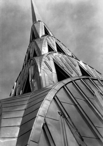 Margaret Bourke-White, 'Chryler Building', 1931
