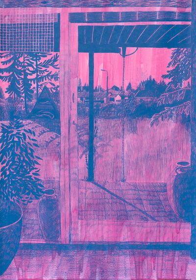 Morten Schelde, 'Ocean of Time lll (The Garden)', 2020
