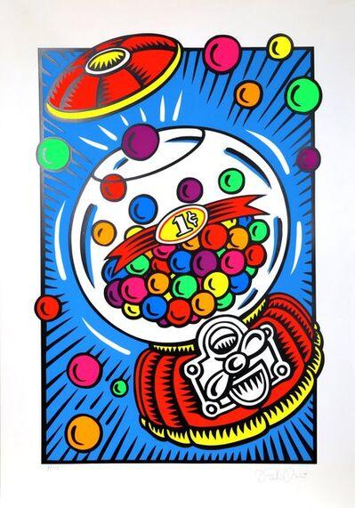 Burton Morris, 'Bubblegum Machine', 1998