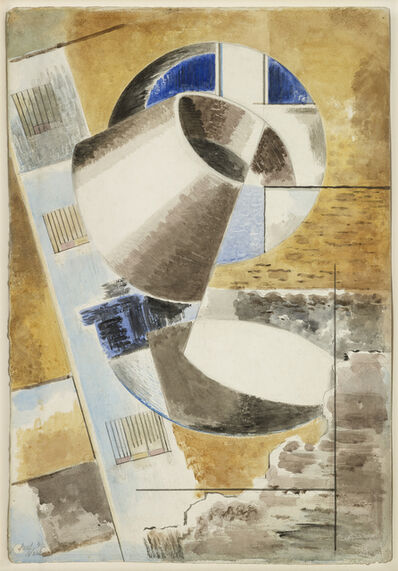 Paul Nash, 'Abstraction (Rotary Objects)', 1932