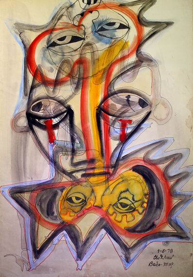 Ernesto Shikhani, 'Untitled', 1978