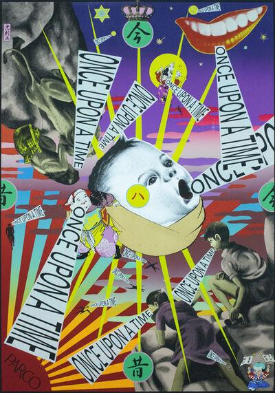 Tadanori Yokoo, 'Parco-Once Upon A Time', 1996