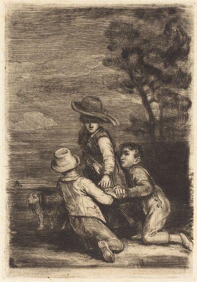 Sir David Wilkie, 'The Sedan Chair', ca. 1815/1819