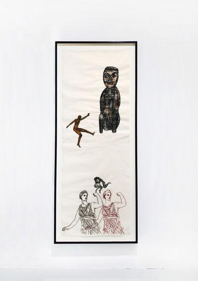 Nancy Spero, 'Artemis', 1983