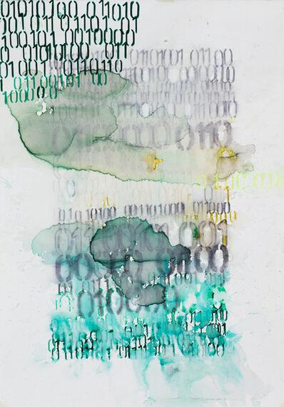 Maya Kabat, 'Time Is Asymmetrical', 2016