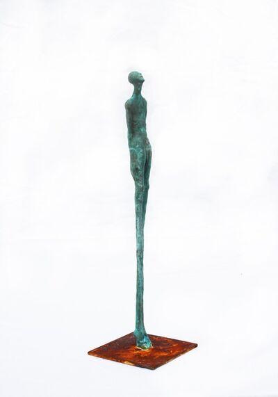 Marie-Josée Roy, 'Réceptif (oxidized copper)', 2019