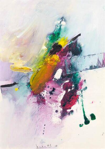 Sinasi Bozatli, 'Colours of Life II', 2017