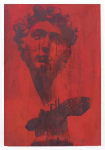 Bruce High Quality Foundation, 'Self Portrait Red (Triple Daves)', 2012