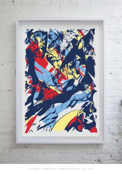 ASVP, 'Figure No. 12', 2018