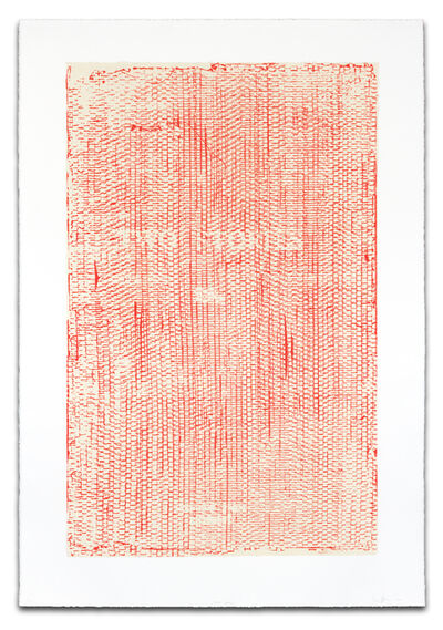 Lucy Skaer, 'Hogarth Reprinted: Two Stories (screen print)', 2014