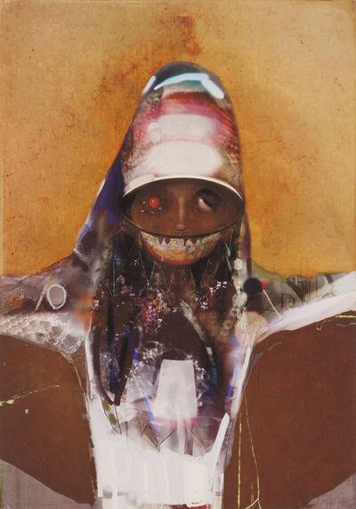 Alex Fischer, 'Batgirl', 2011