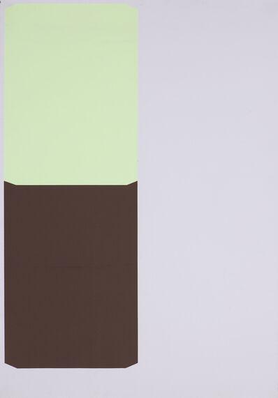 Elodie Seguin, 'Séance 6_Plan volume jaune pastel 3', 2007