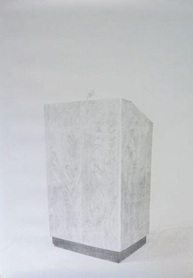 Maarja Nurk, 'Untitled (Podium)', 2017