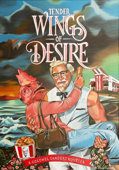 Deborah Sengl, 'TV Serie-KFC', 2017