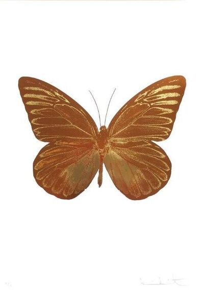 Damien Hirst, 'The Souls I - Praire Copper Oriental Gold', 2010