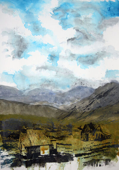 Gillian Pokalo, 'In the Valley, on the Ring Road', 2015
