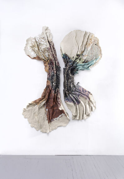 Brie Ruais, 'Currents and Tides, 130lbs and 128lbs', 2020