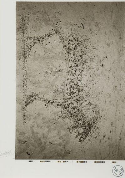 Joseph Beuys, 'Untitled (from Sand drawings) (Sandzeichnungen)', 1978