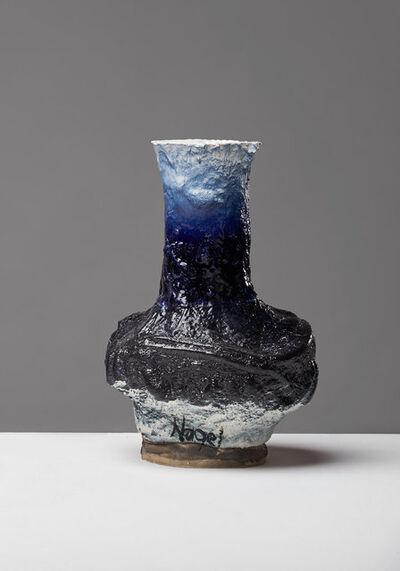 Johannes Nagel, 'Stegreif #120/ BlueBlue', 2020