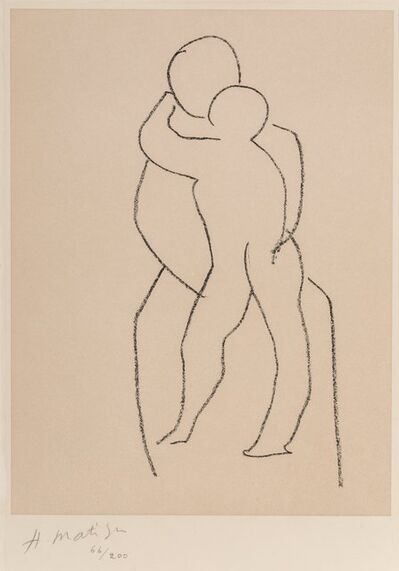 Henri Matisse, 'Vierge à l'enfant debout, pl.345', 1951