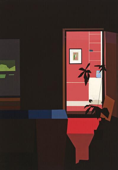 Greta Van Campen, 'The Red Room'