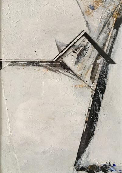 Budd Hopkins, 'Dancing Square', 2008