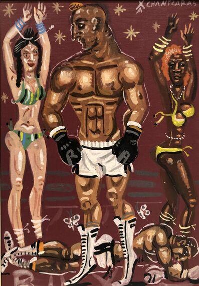 Apostolos Chantzaras, '(KFS) Boxer I', 2018