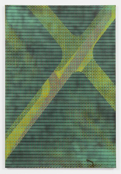Isa Genzken, 'MLR', 1992