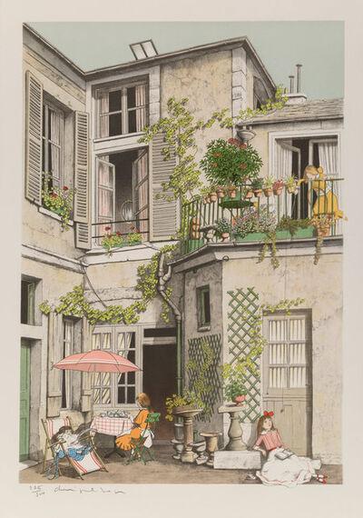 Denis Paul Noyer, 'Les vacances', 1981