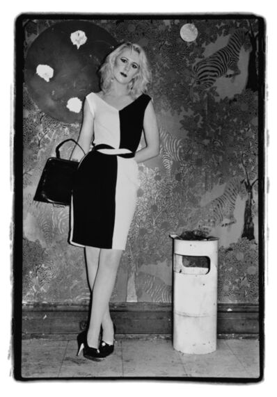 Amy Arbus, 'Black and White Dress', 1980-1990