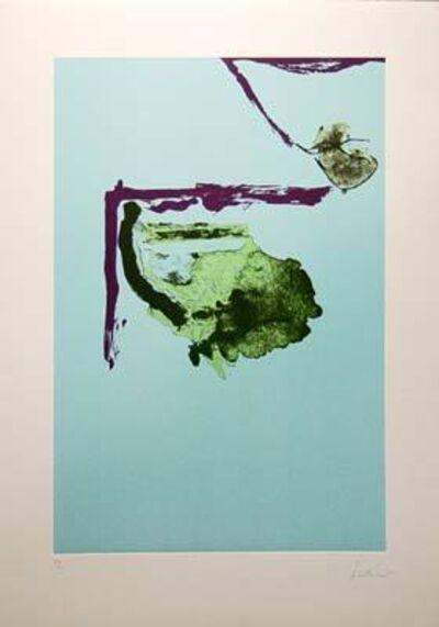 Helen Frankenthaler, 'La Sardana', 1987