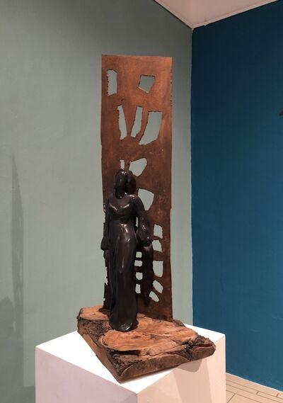 Amaya Salazar, 'The wall', 2018