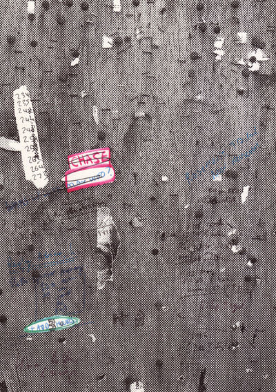 Paul McDevitt, 'Notes to Self (7 Dec 2012 (ix) )', 2012