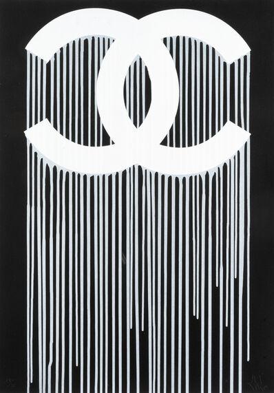Zevs, 'Liquidated Chanel', 2009