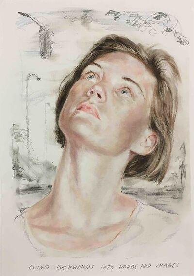 "Muntean & Rosenblum, 'Untitled (""Going backwards into…""),', 2020"