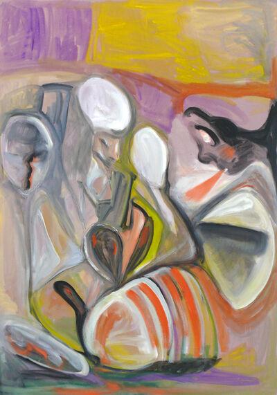 Saint Clair Cemin, 'O Minuano', 2010