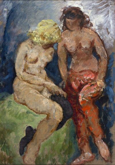 Nino Bertoletti, 'Two nudes', 1965