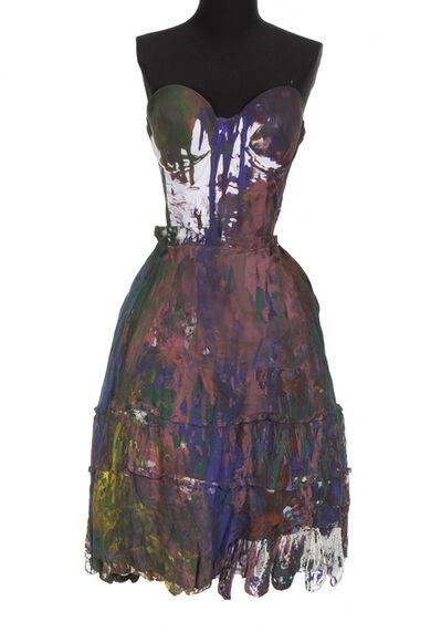 Mr. Brainwash, 'Rita Ora Painted Ensemble', 2014