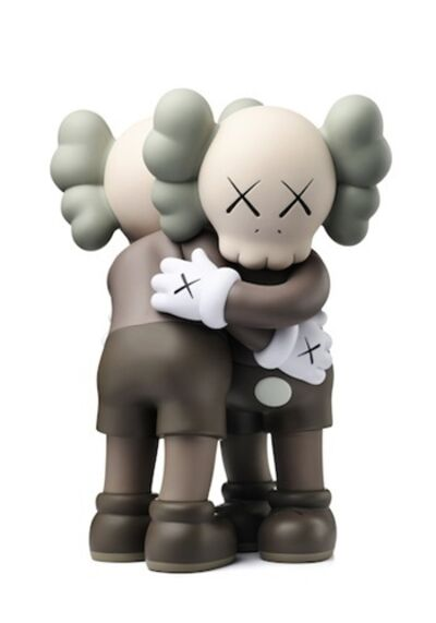 KAWS, 'Together (Grey)', 2018